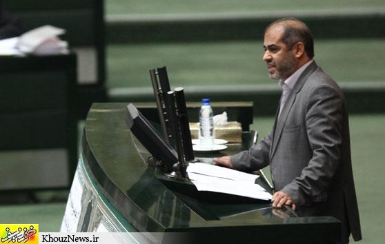 دکتر اسماعیل جلیلی نماینده مردممسجدسلیمان