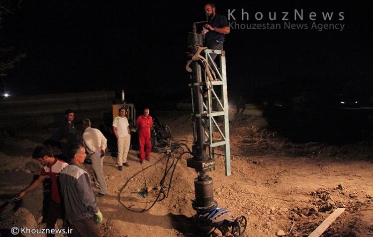 عبدالله سامری : عملکرد سازمان آب وبرق خوزستان در مهار تنش آبی شهرهای ابادان وخرمشهر در تابستان امسال ستودنی بود
